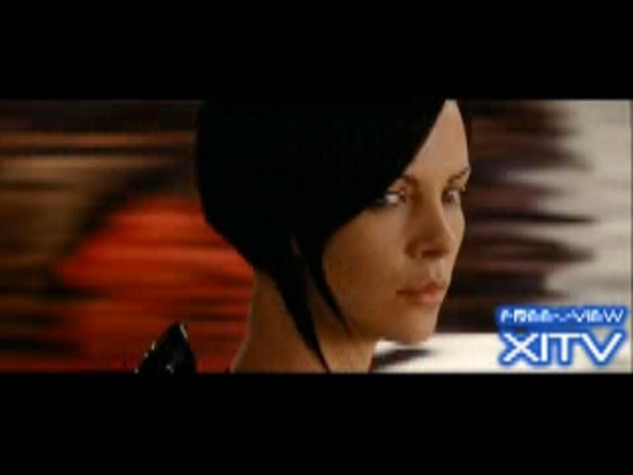 XITV FREE <> VIEW Aeon Flux! Starring Charlize Theron! XITV Is Must See TV!